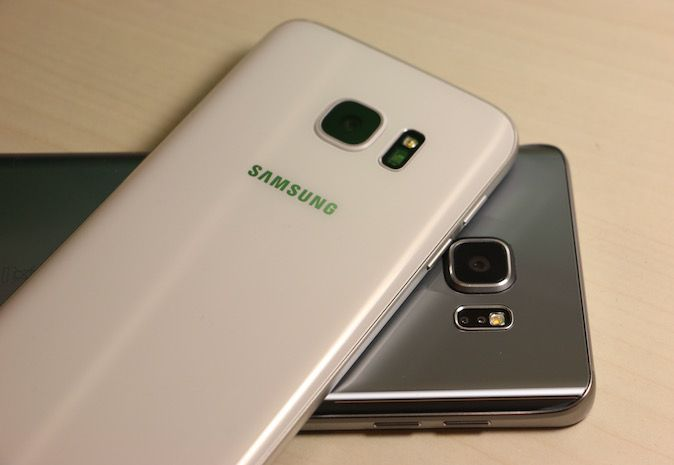 Samsung Galaxy S7 vs. Samsung Galaxy Note 5