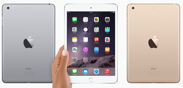iPad mini 3 Apple