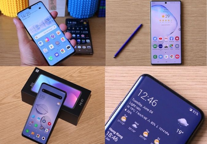 10 najboljih Android mobitela na našem tržištu [Jesen 2019]