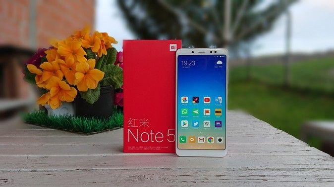 Xiaomi Redmi Note 5 – Recenzija