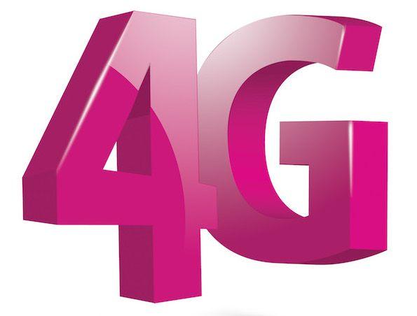 4G znak