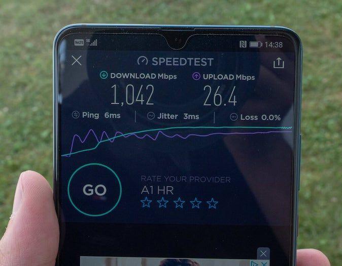 Ekskluzivno: testirali smo A1 Hrvatska 5G mrežu