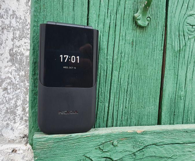 Nokia 2720 Flip – Recenzija