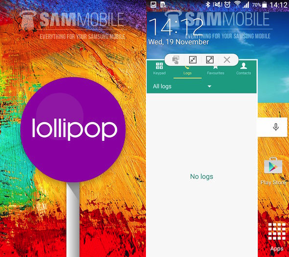 Android-Lollipop-Note 3