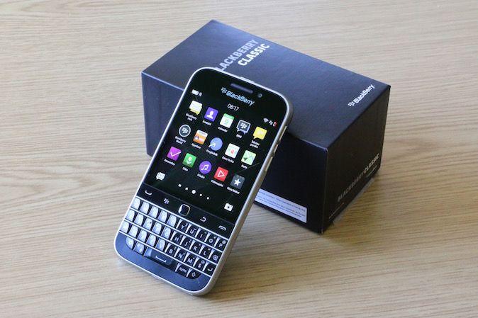 BlackBerry Classic Kutija