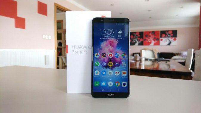 Huawei P smart – Recenzija