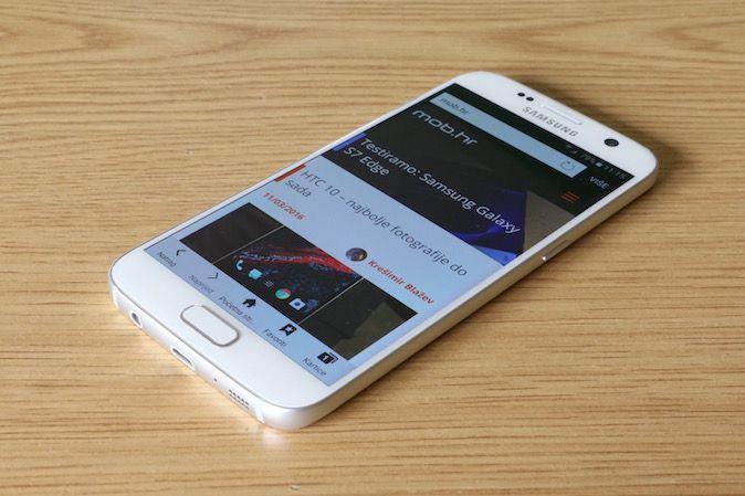 Galaxy S7 recenzija
