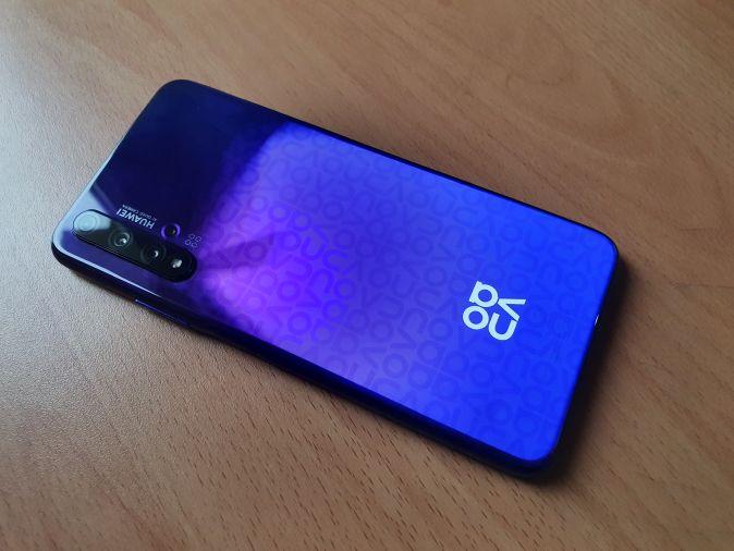 Huawei Nova 5T – Recenzija