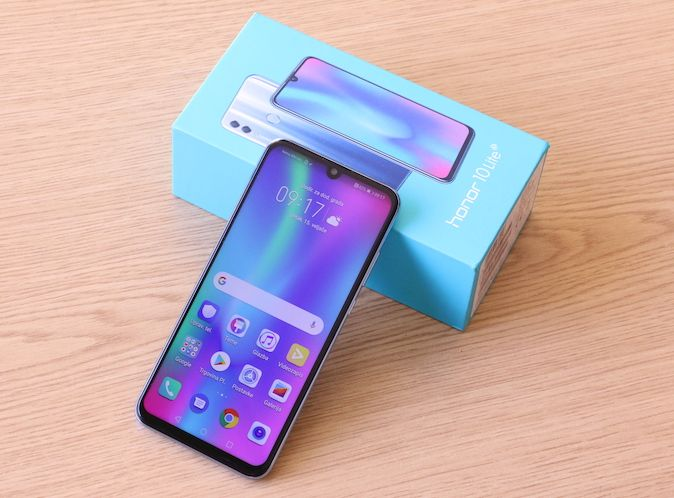 Honor 10 Lite – Recenzija
