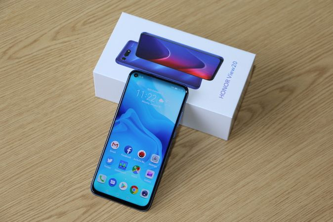 Honor View 20 – Recenzija