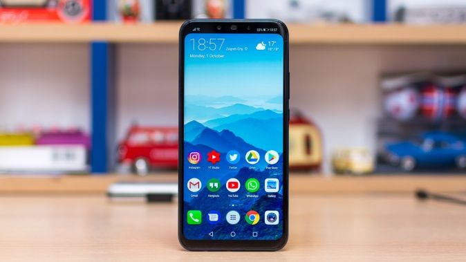 Huawei Mate 20 Lite – Recenzija