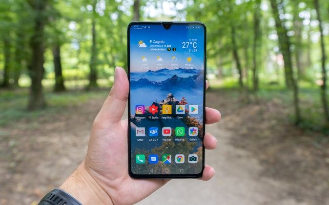 Huawei Mate 20 X 5G – Recenzija