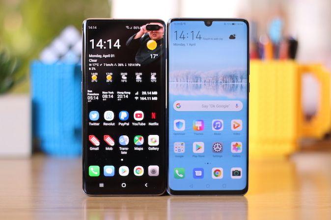 Huawei P30 Pro ili Samsung Galaxy S10+? [Usporedba]
