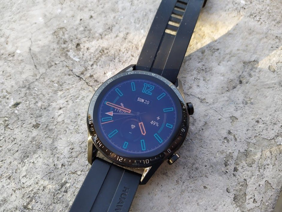 Huawei Watch GT2 – Recenzija
