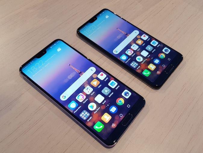 Huawei P20 i P20 Pro službeno: stiže 20+40+8 MP kamera, veći senzor i 5x optičko povećanje [Prvi dojmovi]