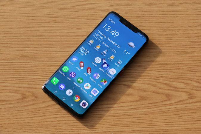 Huawei Mate 20 Pro – Smartfon godine