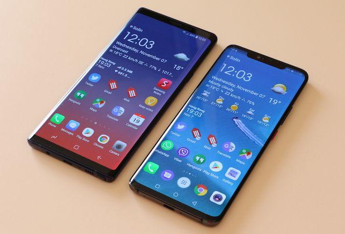 Huawei Mate 20 Pro ili Samsung Galaxy Note 9 – Koji je bolji? [Usporedba]