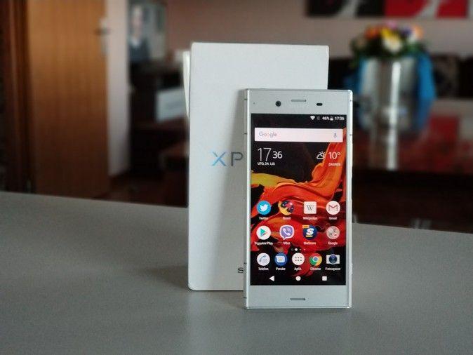 Sony Xperia XZ1 – Recenzija