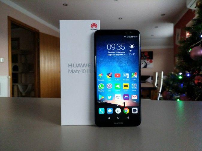 Huawei Mate 10 Lite – Recenzija
