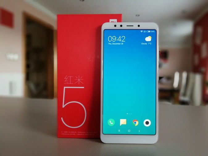 Xiaomi Redmi 5 – Recenzija
