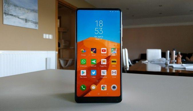 Xiaomi Mi Mix 2s – Recenzija