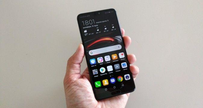 Huawei P20 – Recenzija