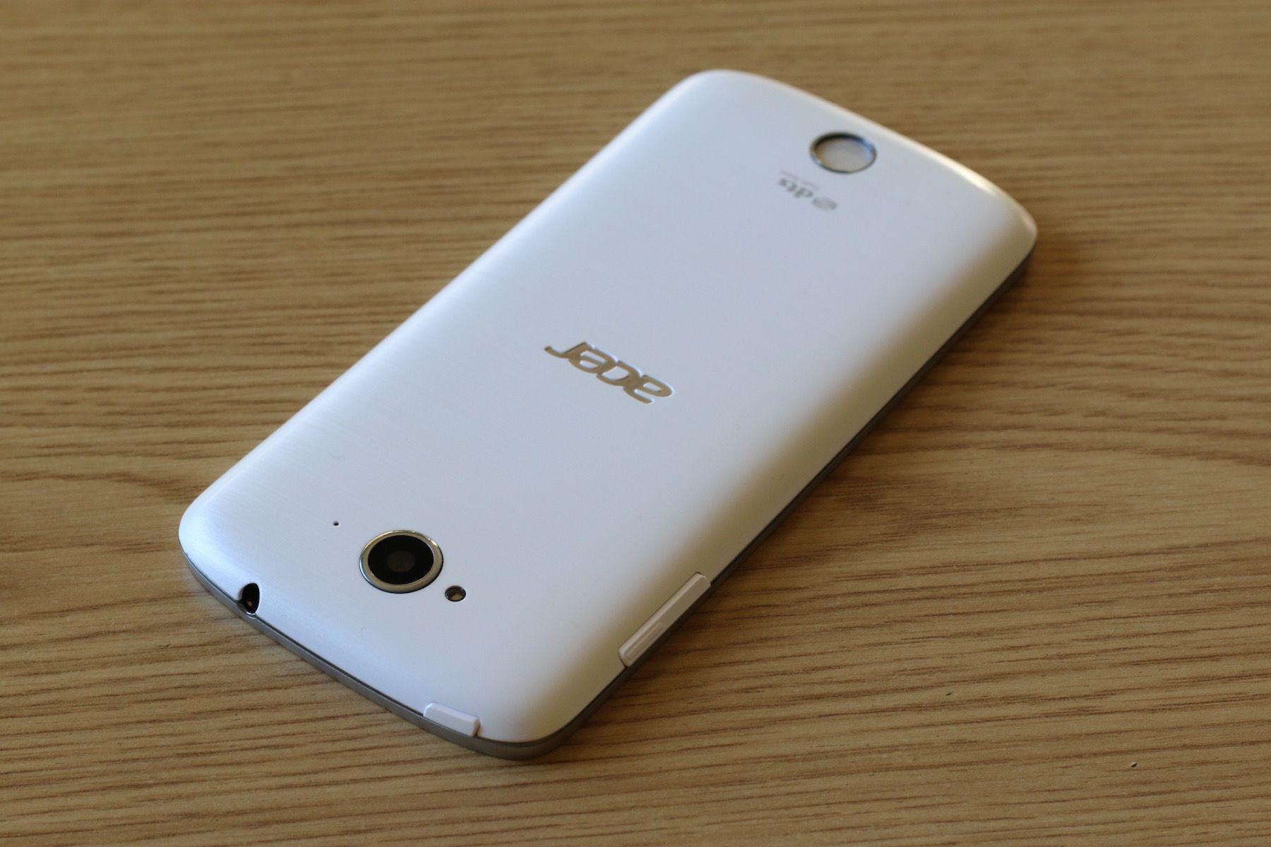 Acer Liquid Z530 Recenzija Jade S55 Dual Sim Moemo Svrstati U Prosjek 5 Innih Kad Su Ukupni Gabariti Pitanju To Se Ne Moe Rei Za Njegovu Masu Od 145 Grama