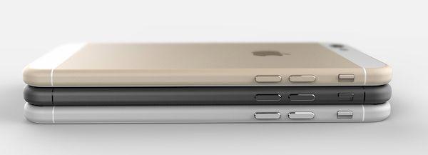 Iphone 6 boje
