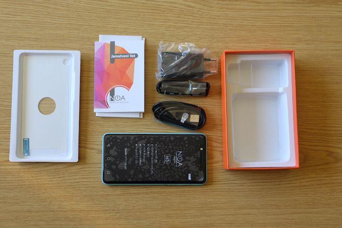 Kutija Noa H3