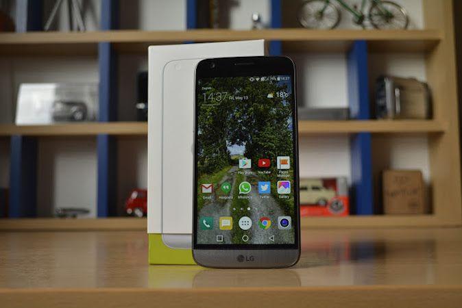 LG G5 recenzija