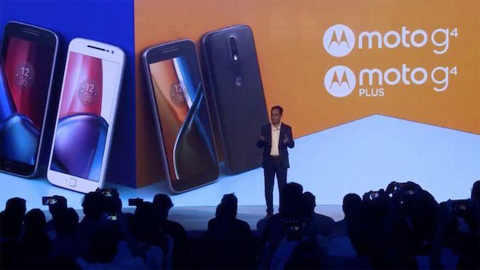 Moto G4 i Moto G4 Plus