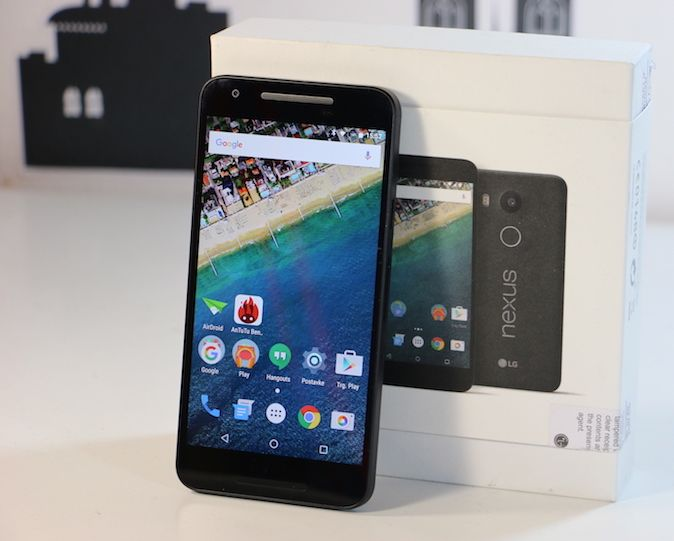 Nexus 5X - Recenzija