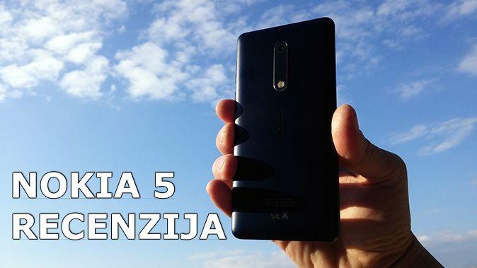 Nokia 5 – Recenzija