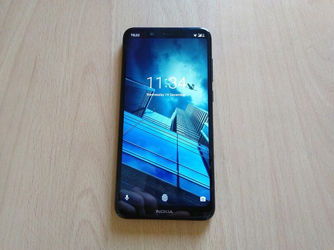 Nokia 5.1 Plus – Recenzija