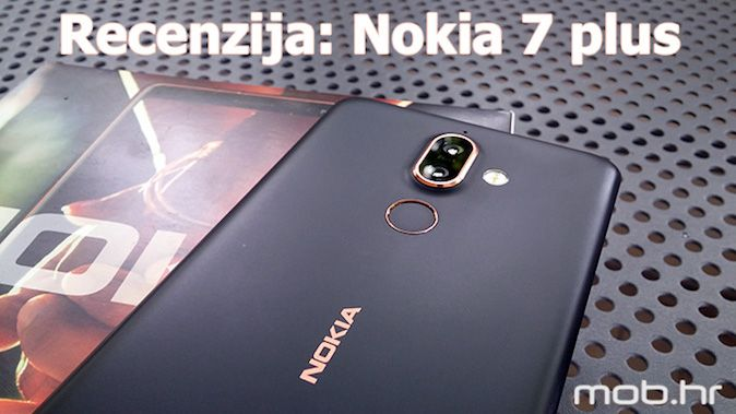 Nokia 7 plus – Recenzija