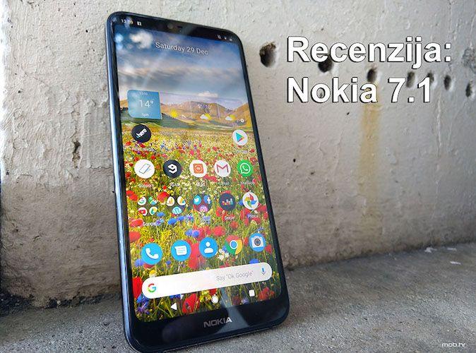 Nokia 7.1 – Recenzija