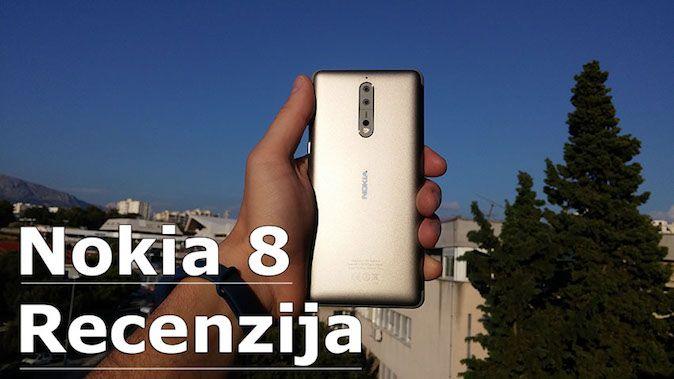 Nokia 8 – Recenzija