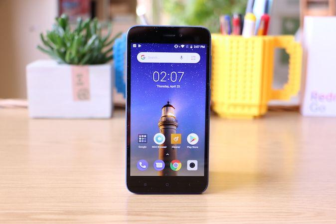 Xiaomi Redmi Go – Recenzija