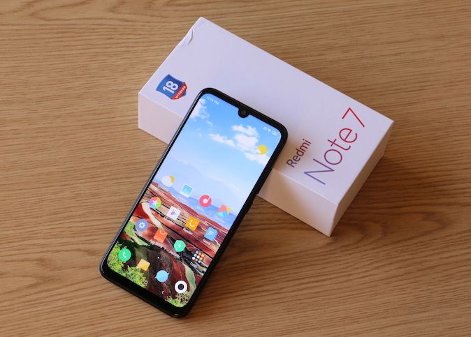 Redmi Note 7 – Recenzija