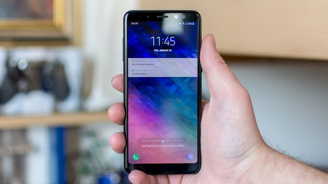 Samsung Galaxy A8 (2018) – Recenzija