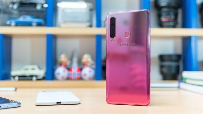 Samsung Galaxy A9 (2018) – Recenzija