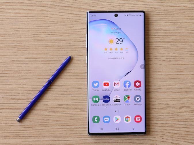 Samsung Galaxy Note 10+ RECENZIJA