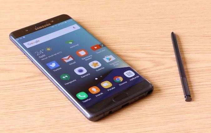 Samsung Galaxy Note 7 Recenzija