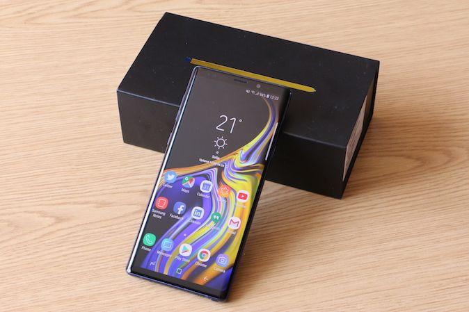Samsung Galaxy Note 9 – Recenzija