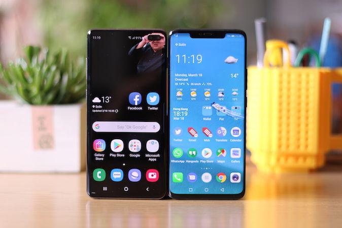 Samsung Galaxy S10+ ili Huawei Mate 20 Pro? [Usporedba]
