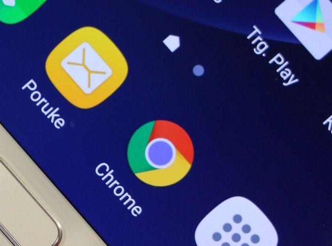 Samsung Galaxy S7 zaslon
