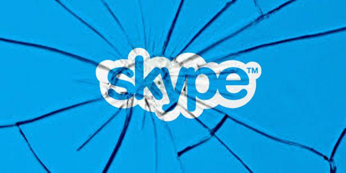 Skype-Broken