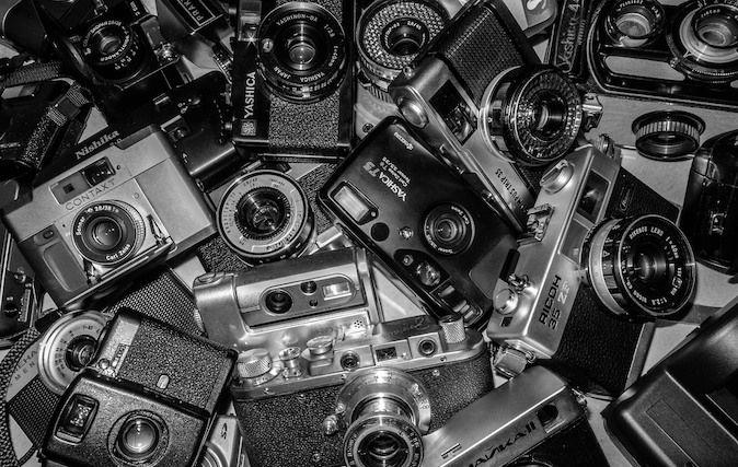 Smrt kompaktnih digitalnih fotoaparata
