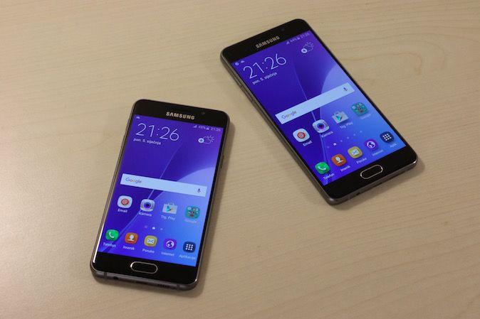 Testiramo Samsung Galaxy A3 A5 2016