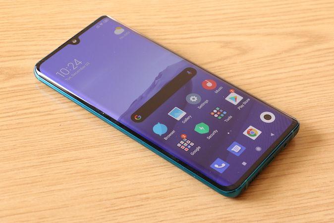 Xiaomi Mi Note 10 – Recenzija